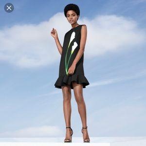 NEW Victoria Beckham x Target :: Calla Lily dress